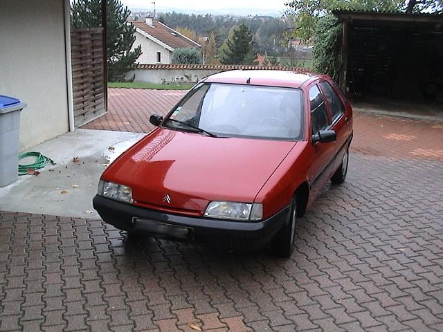 Citroen ZX.